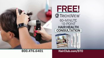 Hair Club TV Spot, 'Years Struggling' - Thumbnail 9