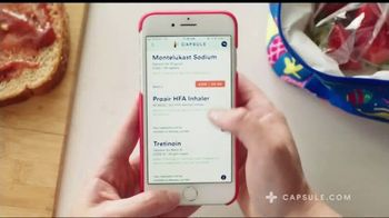 Capsule TV Spot, 'Get Your Prescriptions From the Safety of Home'