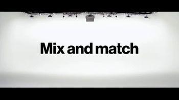 Verizon Unlimited TV Spot, 'Mix & Match 2.0: Samsung Galaxy S20 5G UW BOGO' - Thumbnail 4