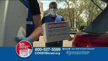 International Fellowship Of Christians and Jews TV Spot, 'COVID-19: Emergency Food Box' - Thumbnail 5