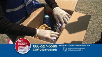 International Fellowship Of Christians and Jews TV Spot, 'COVID-19: Emergency Food Box' - Thumbnail 6