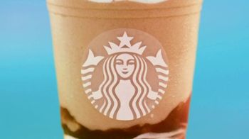 Starbucks S'mores Frappuccino TV Spot, 'Refreshing' Song by Kaivon - Thumbnail 4
