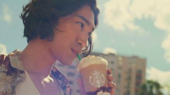 Starbucks S'mores Frappuccino TV Spot, 'Refreshing' Song by Kaivon