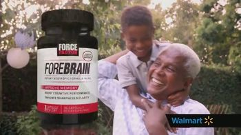 Force Factor ForeBrain TV Spot, 'Worried: Walmart' - Thumbnail 7