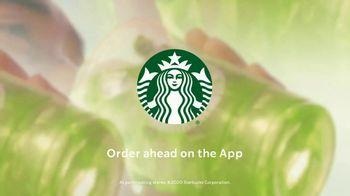 Starbucks Kiwi Starfruit Refreshers TV Spot, 'Juicy' Song by Kaivon - Thumbnail 6