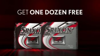 Srixon Golf Father's Day Sales Event TV Spot, 'Buy One, Get One Free' - Thumbnail 4