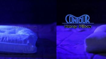 Contour Hemp Pillow TV Spot, 'Neck and Back' - Thumbnail 6
