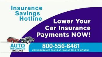Insurance Savings Hotline TV Spot, 'Driving Record'