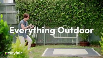 Wayfair TV Spot, 'Everything Outdoor' - Thumbnail 2
