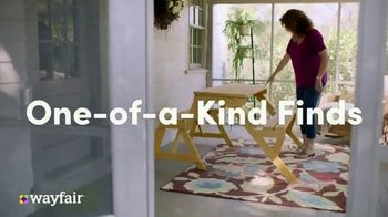 Wayfair TV Spot, 'Everything Outdoor' - 2708 commercial airings