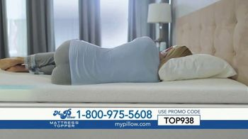 My Pillow Mattress Topper TV Spot, '30 Percent Off and Two Standard MyPillows Free' - Thumbnail 2