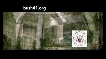 George H.W. Bush Presidential Library and Museum TV Spot, 'Premier Destination' - Thumbnail 2