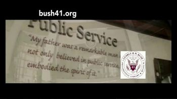 George H.W. Bush Presidential Library and Museum TV Spot, 'Premier Destination' - Thumbnail 3