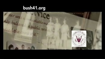 George H.W. Bush Presidential Library and Museum TV Spot, 'Premier Destination' - Thumbnail 4