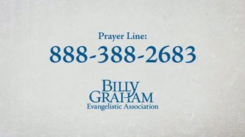 Billy Graham Evangelistic Association TV Spot, 'Trouble' - Thumbnail 10