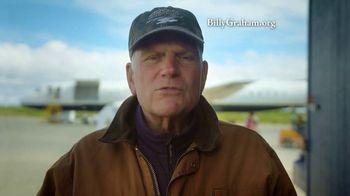 Billy Graham Evangelistic Association TV Spot, 'Trouble'