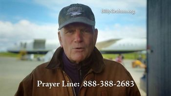 Billy Graham Evangelistic Association TV Spot, 'Trouble' - Thumbnail 6