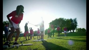 USGA TV Spot, 'I Believe' Featuring Brittany Lincicome - Thumbnail 9