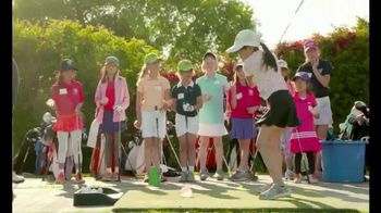 USGA TV Spot, 'I Believe' Featuring Brittany Lincicome - Thumbnail 5