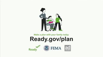 Ready.gov TV Spot, 'COVID-19: Natural Disaster' - Thumbnail 9