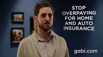 Gabi Personal Insurance Agency TV Spot, 'Stop Overpaying'