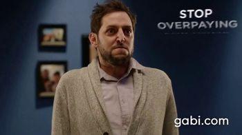 Gabi Personal Insurance Agency TV Spot, 'Stop Overpaying' - Thumbnail 1