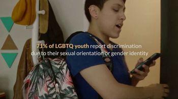 The Trevor Project TV Spot, 'Discrimination'