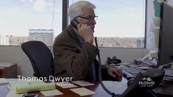 McDivitt Law Firm, P.C. TV Spot, 'Chosen' - Thumbnail 1