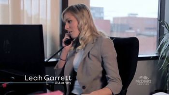 McDivitt Law Firm, P.C. TV Spot, 'Chosen'