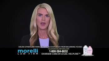 Morelli Law Firm TV Spot, 'Ovarian Cancer' - Thumbnail 1