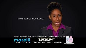 Morelli Law Firm TV Spot, 'Ovarian Cancer' - Thumbnail 8