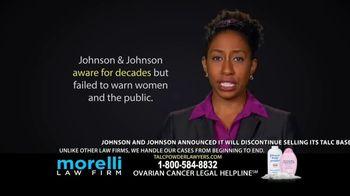 Morelli Law Firm TV Spot, 'Ovarian Cancer' - Thumbnail 3