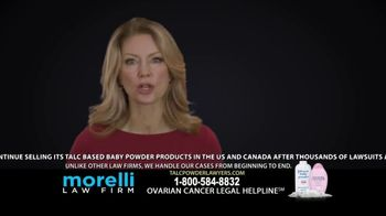 Morelli Law Firm TV Spot, 'Ovarian Cancer' - Thumbnail 5