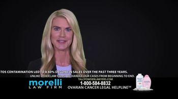 Morelli Law Firm TV Spot, 'Ovarian Cancer' - Thumbnail 7