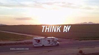 La Mesa RV TV Spot, 'Think: 2019 Winnebago Forza' - Thumbnail 6