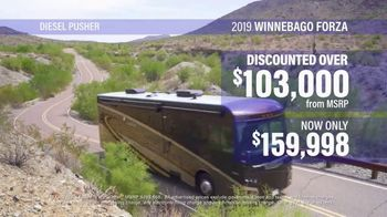 La Mesa RV TV Spot, 'Think: 2019 Winnebago Forza'