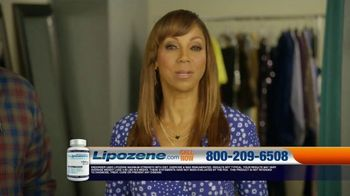Lipozene TV Spot, 'Stuck At Home: Look Good, Feel Good' Ft. Holly Robinson Peete, Rodney Peete - Thumbnail 3