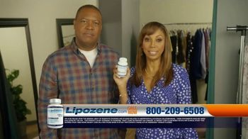 Lipozene TV Spot, 'Stuck At Home: Look Good, Feel Good' Ft. Holly Robinson Peete, Rodney Peete - Thumbnail 6