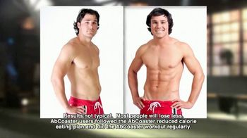 AbCoaster MAX TV Spot, 'Coast Your Way to Great Abs' - Thumbnail 4