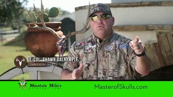 Mountain Mike's Reproductions TV Spot, 'Skullmaster' - Thumbnail 3