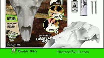 Mountain Mike's Reproductions TV Spot, 'Skullmaster' - Thumbnail 5