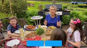 Seafood Nutrition Partnership TV Spot, 'Eat Seafood America!' Featuring Annessa Chumbley - Thumbnail 8