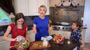 Seafood Nutrition Partnership TV Spot, 'Eat Seafood America!' Featuring Annessa Chumbley - Thumbnail 1