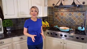 Seafood Nutrition Partnership TV Spot, 'Eat Seafood America!' Featuring Annessa Chumbley - Thumbnail 2
