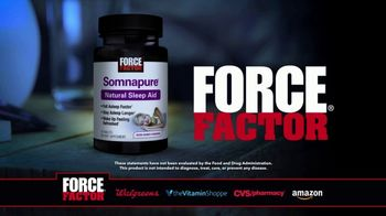 Force Factor Somnapure TV Spot, 'These People Everywhere 2' - Thumbnail 5