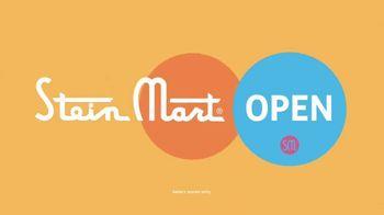 Stein Mart Sidewalk Sale TV Spot, 'Surprise: Now Open'