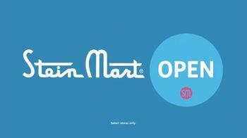 Stein Mart Sidewalk Sale TV Spot, 'Surprise: Now Open' - Thumbnail 2