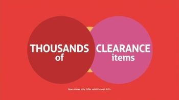 Stein Mart Sidewalk Sale TV Spot, 'Surprise: Now Open' - Thumbnail 6