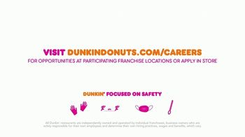 Dunkin' TV Spot, 'Come Run With Us: Team Members' - Thumbnail 10