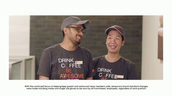 Dunkin' TV Spot, 'Come Run With Us: Team Members' - Thumbnail 8